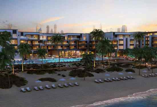 Luxury Property Dubai 2 Bedroom Apartment for sale in Nikki Beach Pearl Jumeirah2