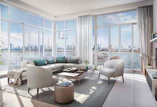 Luxury Property Dubai 3 Bedroom Apartment for sale in The Cove Dubai Creek Harbour2