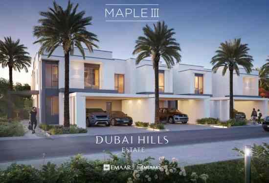 Luxury Property Dubai 4 Bedroom Villa for sale in Maple At Dubai Hills Estate Dubai Hills Estate2
