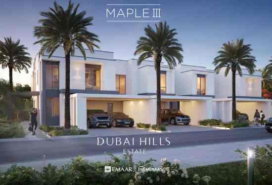 Luxury Property Dubai 4 Bedroom Villa for sale in Maple At Dubai Hills Estate Dubai Hills Estate3