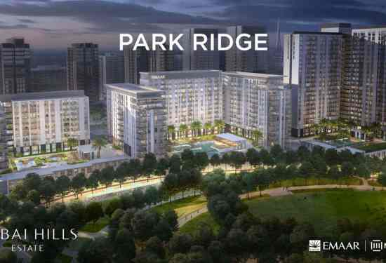 Luxury Property Dubai 2 Bedroom Apartment for sale in Park Ridge Dubai Hills Estate2