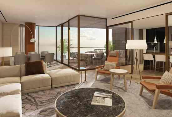 Luxury Property Dubai 4 Bedroom Villa for sale in Bulgari Residences Jumeirah Bay Island3