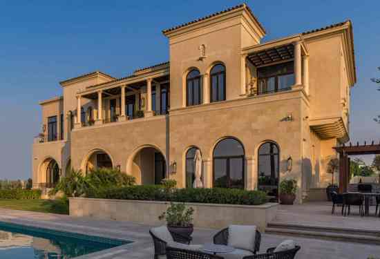 Luxury Property Dubai 6 Bedroom Villa for sale in Dubai Hills Mansions Dubai Hills Estate