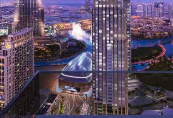Luxury Property Dubai 3 Bedroom Apartment for sale in Forte Downtown Dubai2