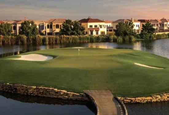 Luxury Property Dubai 4 Bedroom Villa for sale in Redwood Park Jumeirah Golf Estates1