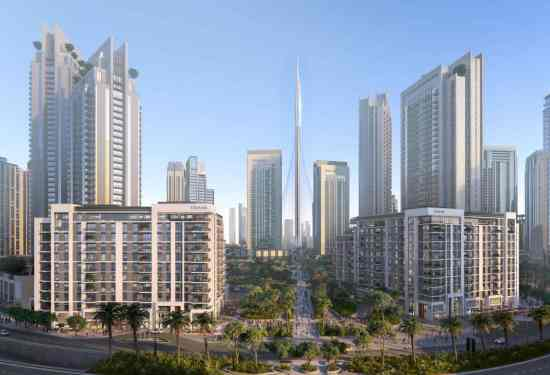 Luxury Property Dubai 1 Bedroom Apartment for sale in Island Park 1 Dubai Creek Harbour2