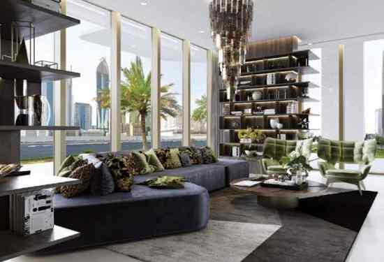 Luxury Property Dubai 2 Bedroom Apartment for sale in I Love Florence Business Bay3