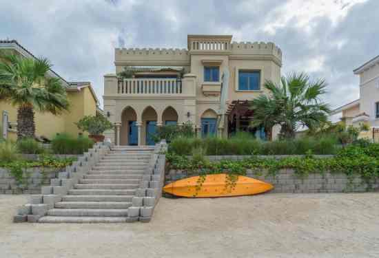 Luxury Property Dubai 4 Bedroom Villa for sale in Garden Homes Palm Jumeirah2