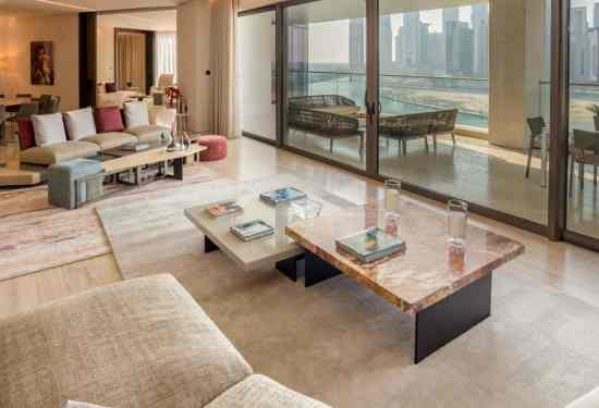 Luxury Property Dubai 5 Bedroom Penthouse for sale in Volante Tower Business Bay2