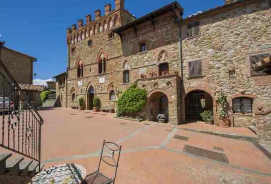 Luxury Property Italy 11 Bedroom Villa for sale in Castello Del Conte Tuscany1
