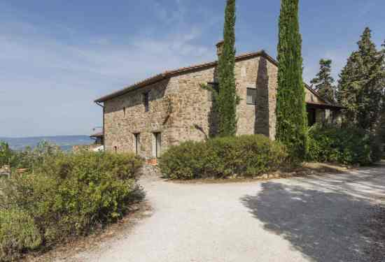 Luxury Property Italy 10 Bedroom Villa for sale in Relais Chianti View Florence3