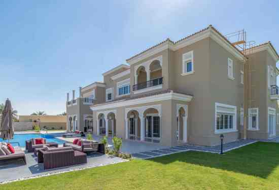 Luxury Property Dubai 6 Bedroom Villa for sale in Polo Homes Arabian Ranches