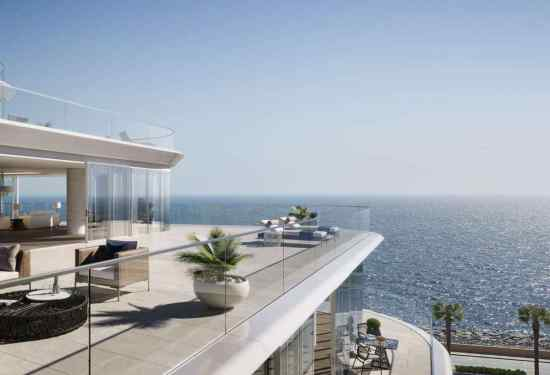 The Alef Residences Palm Jumeirah