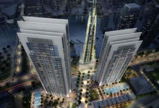 Creek Gate, Modern Living Residences at Dubai Creek