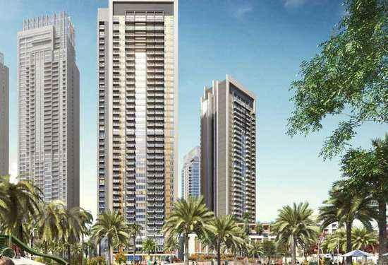 Creek Horizon - Luxurious Island Style Living in Dubai