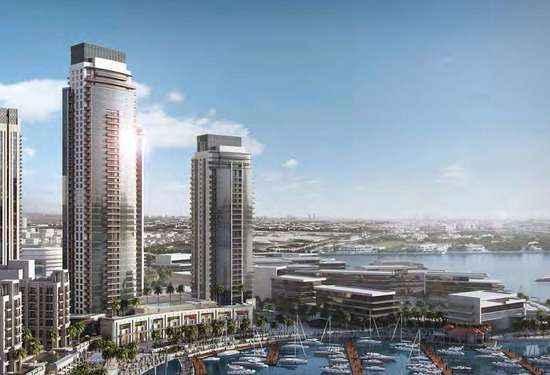 Creekside 18 - Fantastic Residential Project at Dubai Creek