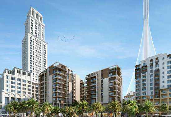 Introducing Sunset at Creek Beach by Emaar