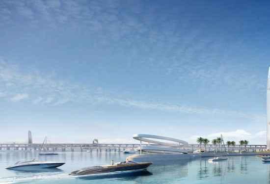 The Grand by Emaar At Dubai Creek Harbour