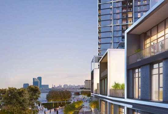 Exclusive Creek Edge Waterfront Villas At Dubai Creek Harbour