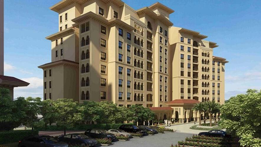 Luxury Property Dubai 4 Bedroom Apartment for sale in Al Andalus Jumeirah Golf Estates