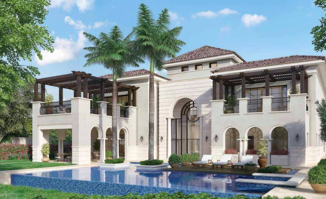 Luxury Property Dubai 8 Bedroom Villa for sale in District One Mohammad Bin Rashid City