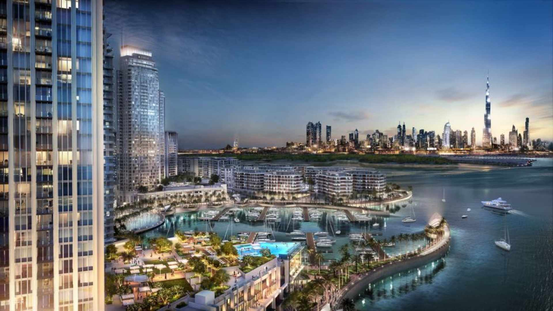 The Grand - 3 Bed Apartment for Sale in Dubai Creek ...