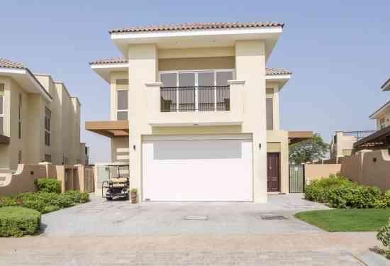 Luxury Property Dubai 4 Bedroom Villa for sale in Sienna Views Jumeirah Golf Estates