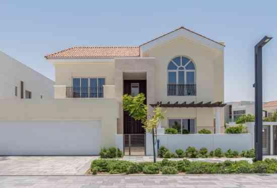 Luxury Property Dubai 5 Bedroom Villa for sale in District One Mohammed Bin Rashid City