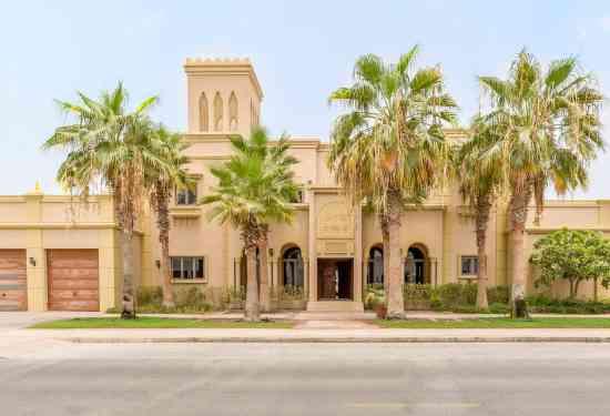 Luxury Property Dubai 7 Bedroom Villa for sale in Signature Villas Palm Jumeirah