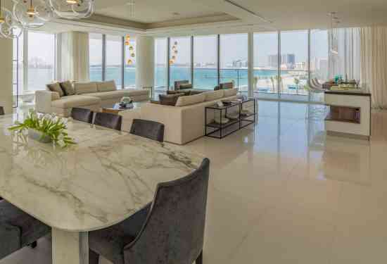 Luxury Property Dubai 5 Bedroom Penthouse for sale in Serenia Residences Palm Jumeirah