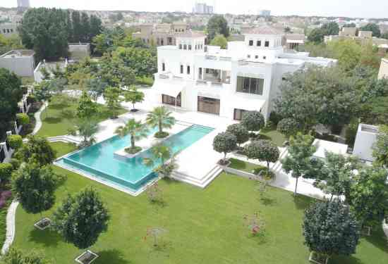 Luxury Property Dubai 6 Bedroom Villa for sale in Acacia villas Al Barari