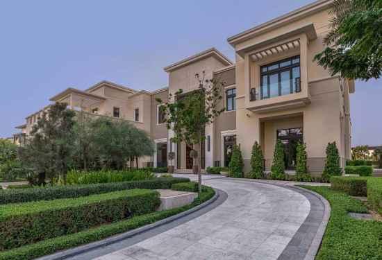 Luxury Property Dubai 6 Bedroom Villa for sale in Dubai Hills Grove Dubai Hills Estate3