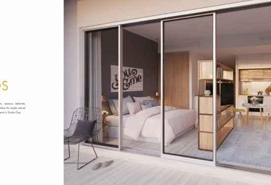 Luxury Property Dubai 2 Bedroom Apartment for sale in Studio One Dubai Marina2