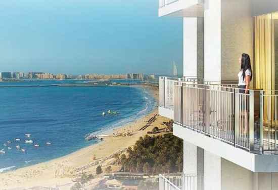 Stunning Beachfront Apartment at 52-42 in Dubai Marina3