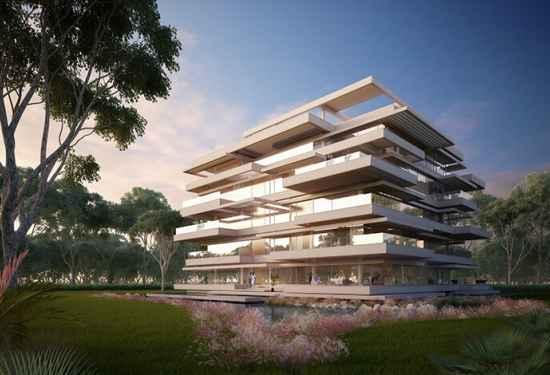 Beautiful Spacious Apartment at Ashjar