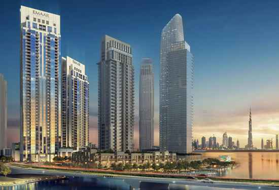 Magnificent Apartment at Dubai Creek3