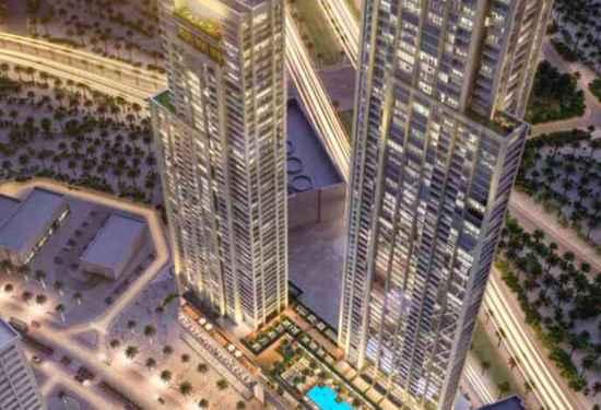 Exquisite Apartment at Forte Dubai Opera1