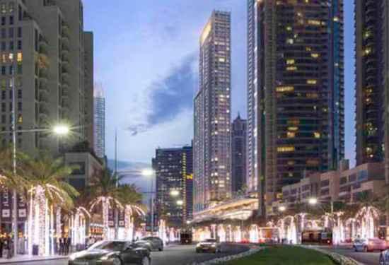 Magnificent Apartment at Forte Dubai1