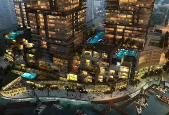 Luxurious Two Bed Apartment at Marina Gate in Dubai Marina3