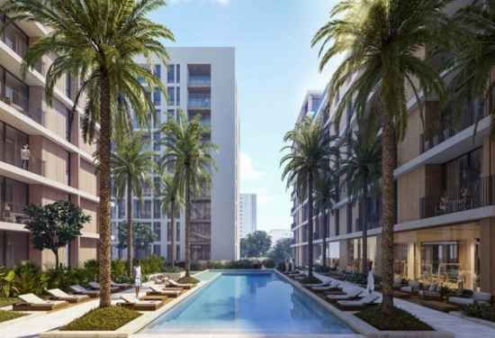 Magnificent Apartment at Park Point in Dubai Hills Estate3
