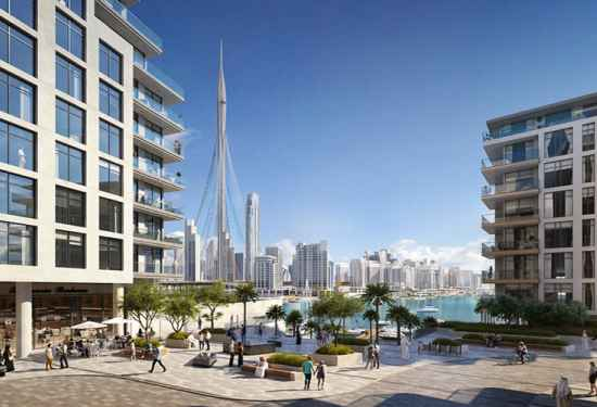 Lovely Apartment in The Cove Dubai Creek1