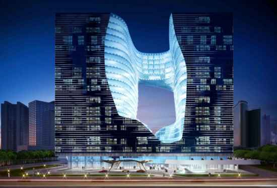 Majestic Luxury Apartment at The Opus3