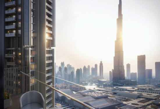 Uninterrupted Burj Views at Vida Dubai Mall3
