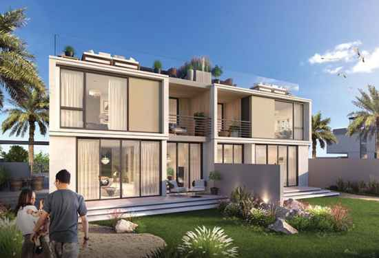 A Modern 3 Bedroom Townhouse At Club Villas1