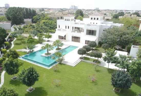 Opulent Acacia villas At Desert Leaf 4 Al Barari3