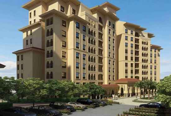 Magnificent Apartment at Al Andalus3