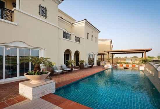 Opulent Five-Bedroom Villa in La Avenida 2 Arabian Ranches 1