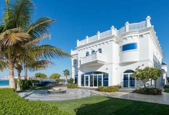 Magnificent Beachfront Villa on the Palm1