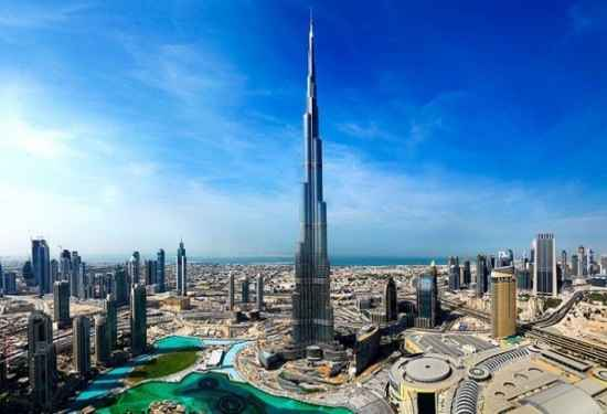 Full Floor At Burj Khalifa