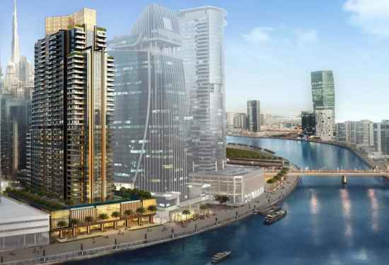 3 Bedrooms Luxury Apartment On The Dubai Canal3